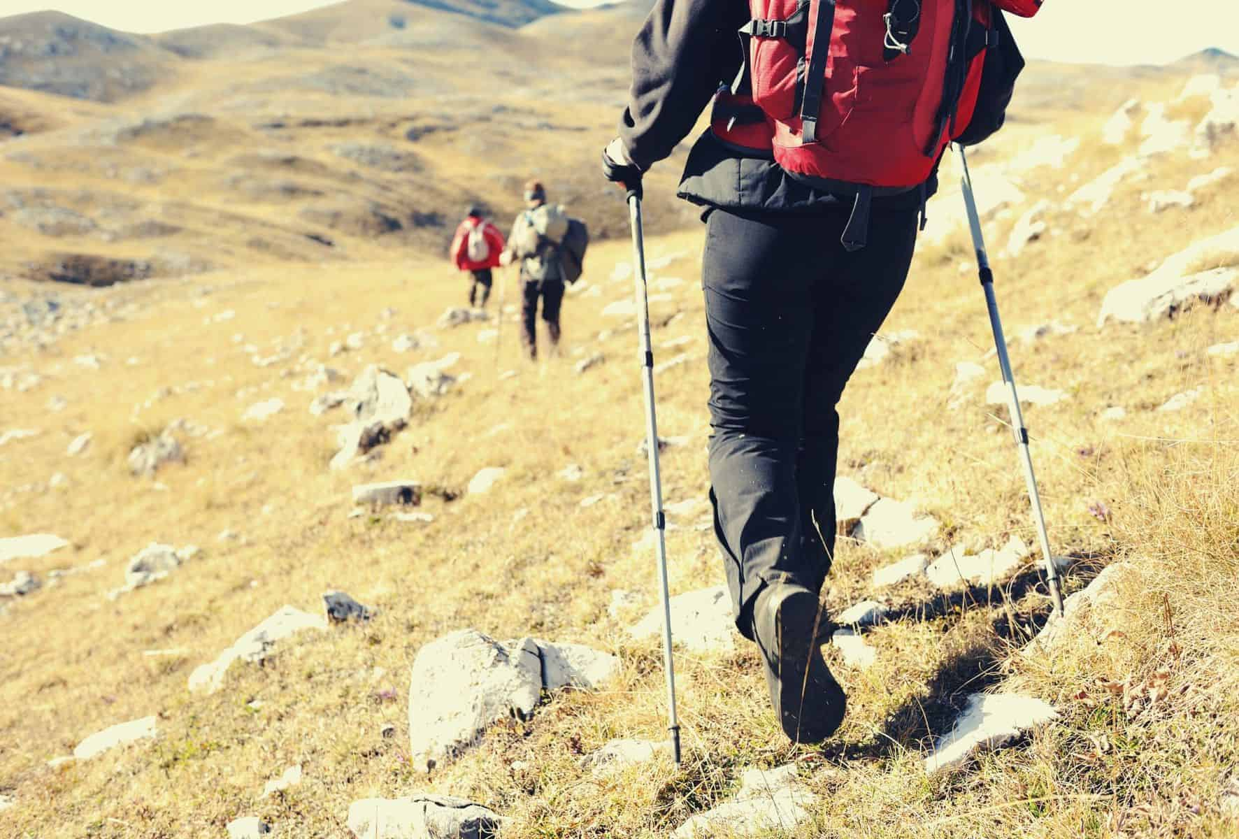 hiking for beginners featimage