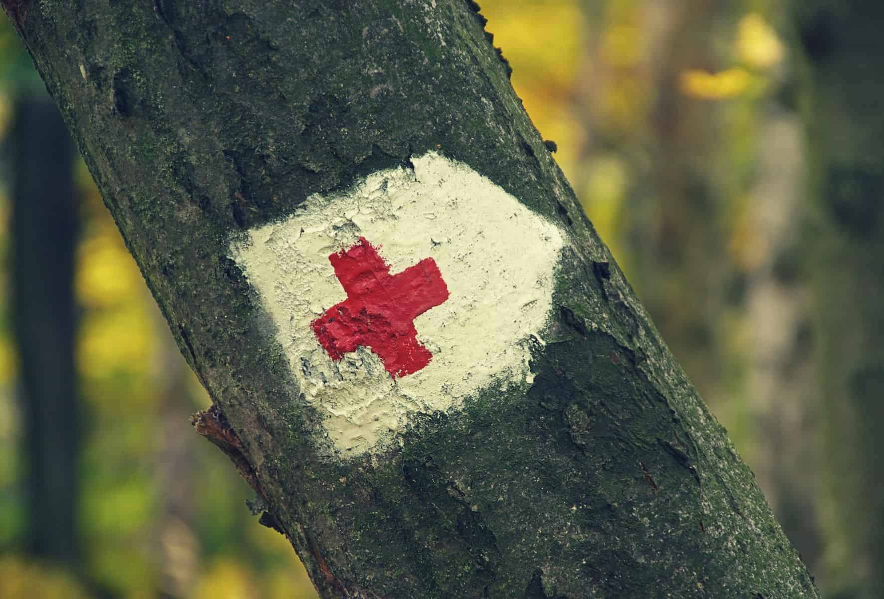backpacking hiking first aid kit featimage