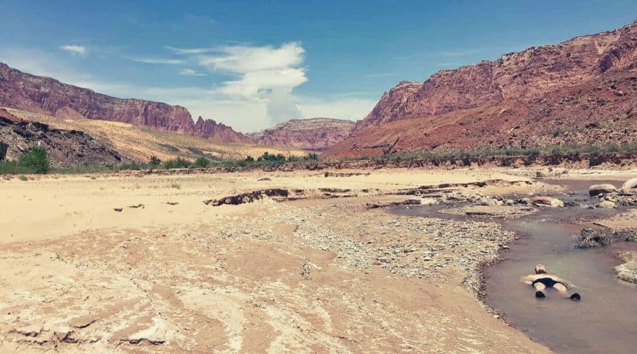 Paria Canyon Steam intext