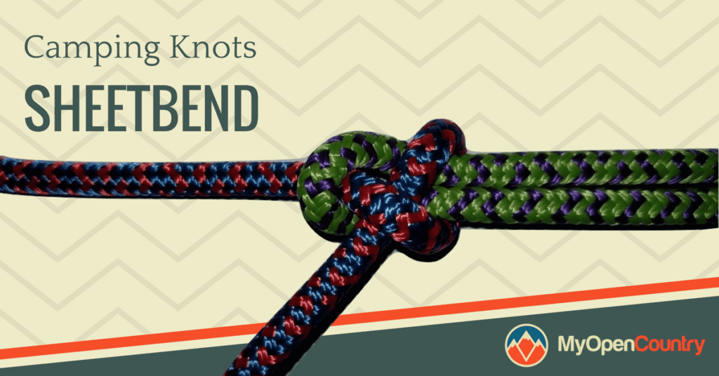 Camping-Knots-Sheetbend