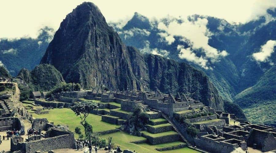 Macchu Picchu intext