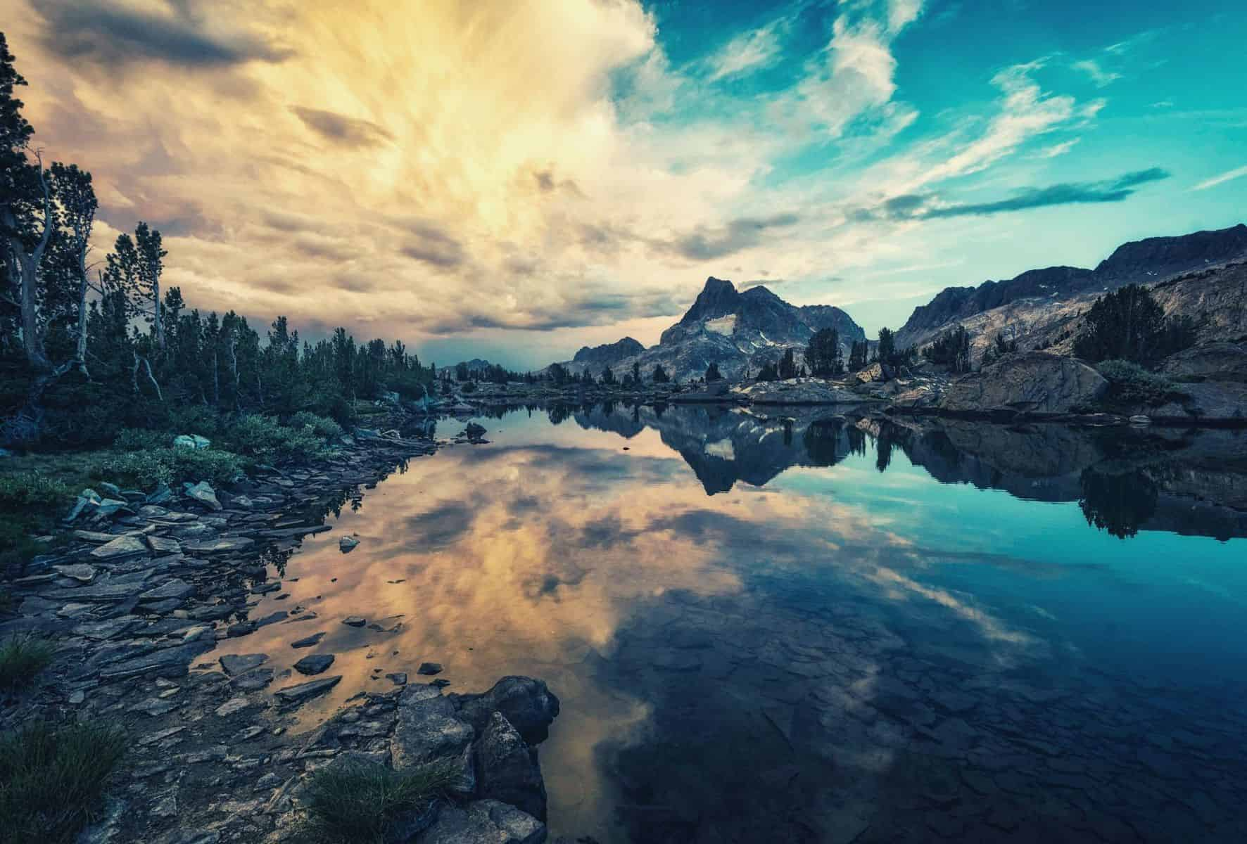 high sierra backpacking Trail Guide featimage