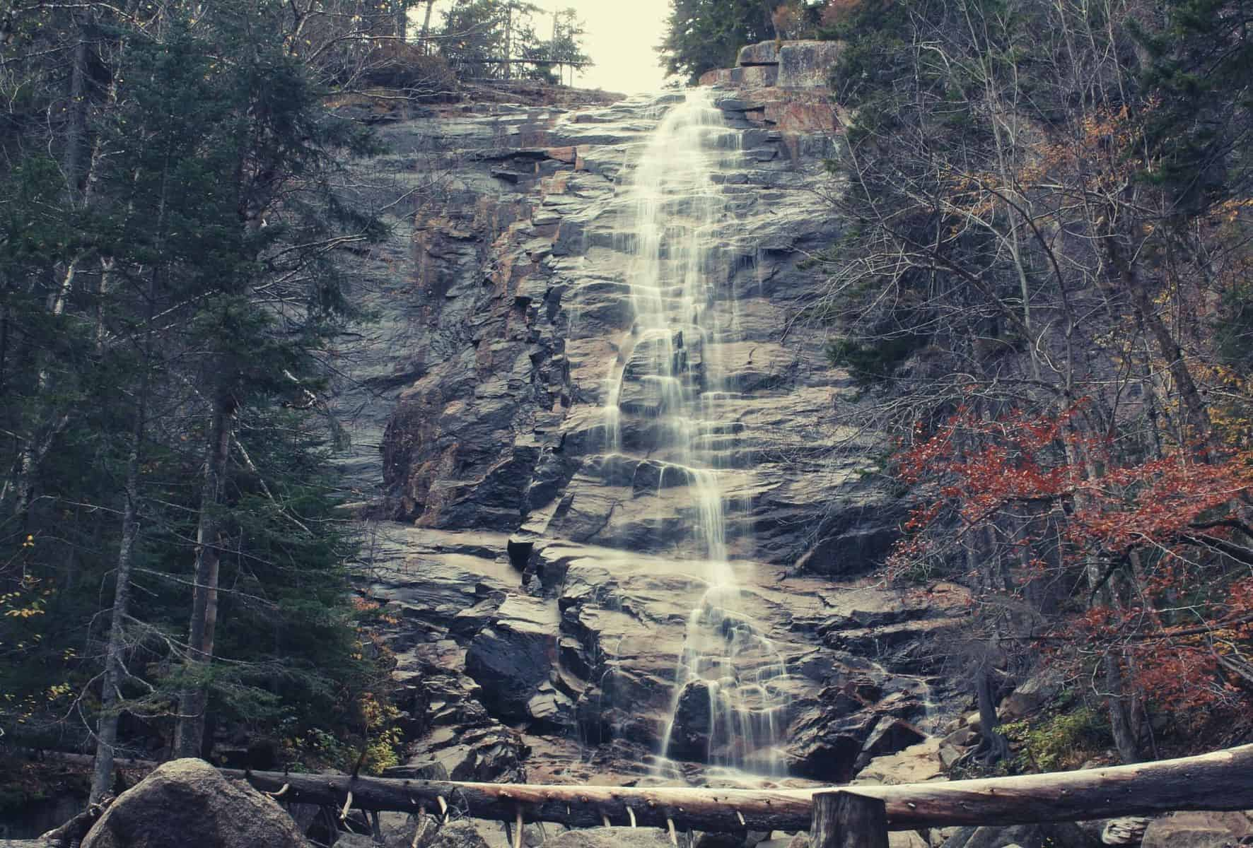 Arethusa Falls Trail Hiking Guide featimage