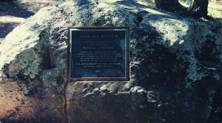 sugarloaf mountain 2 intext