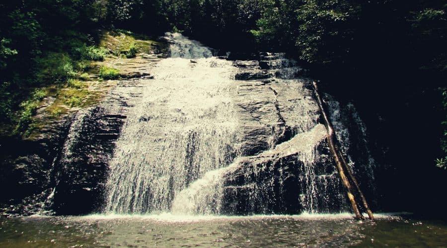 Helton Creek Falls 2