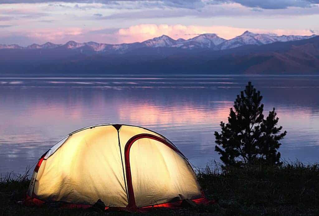 Best 4-Person Tent featimage