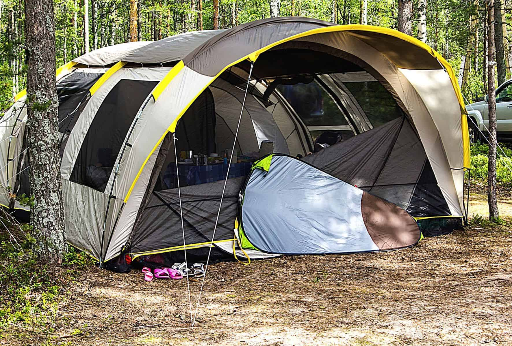 Best 6-Person Tent featimage