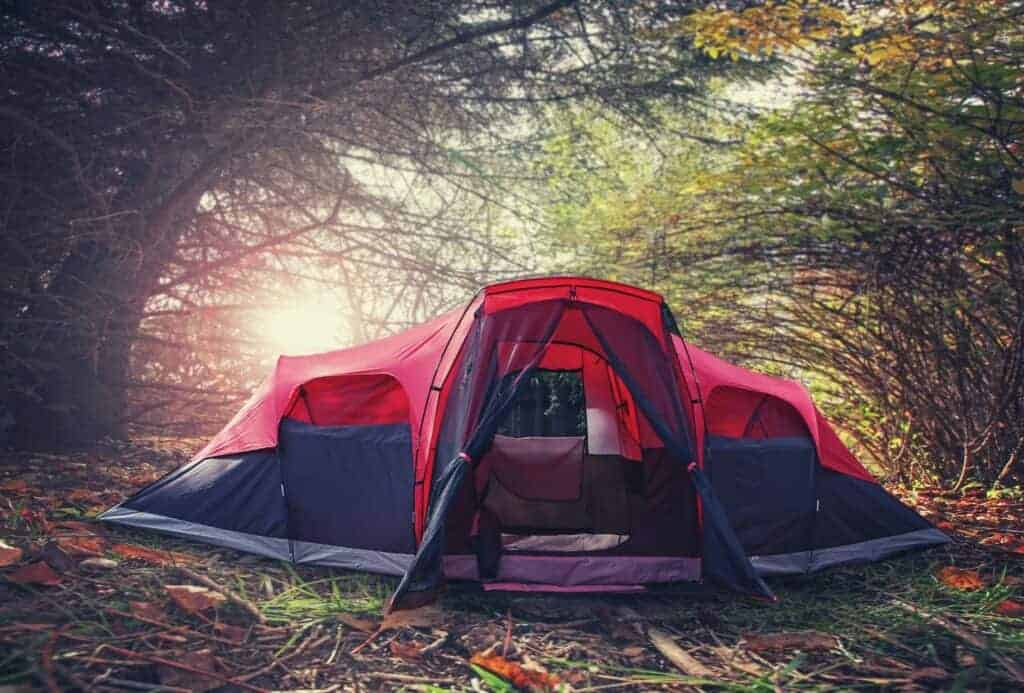 best 8 person tent featimage