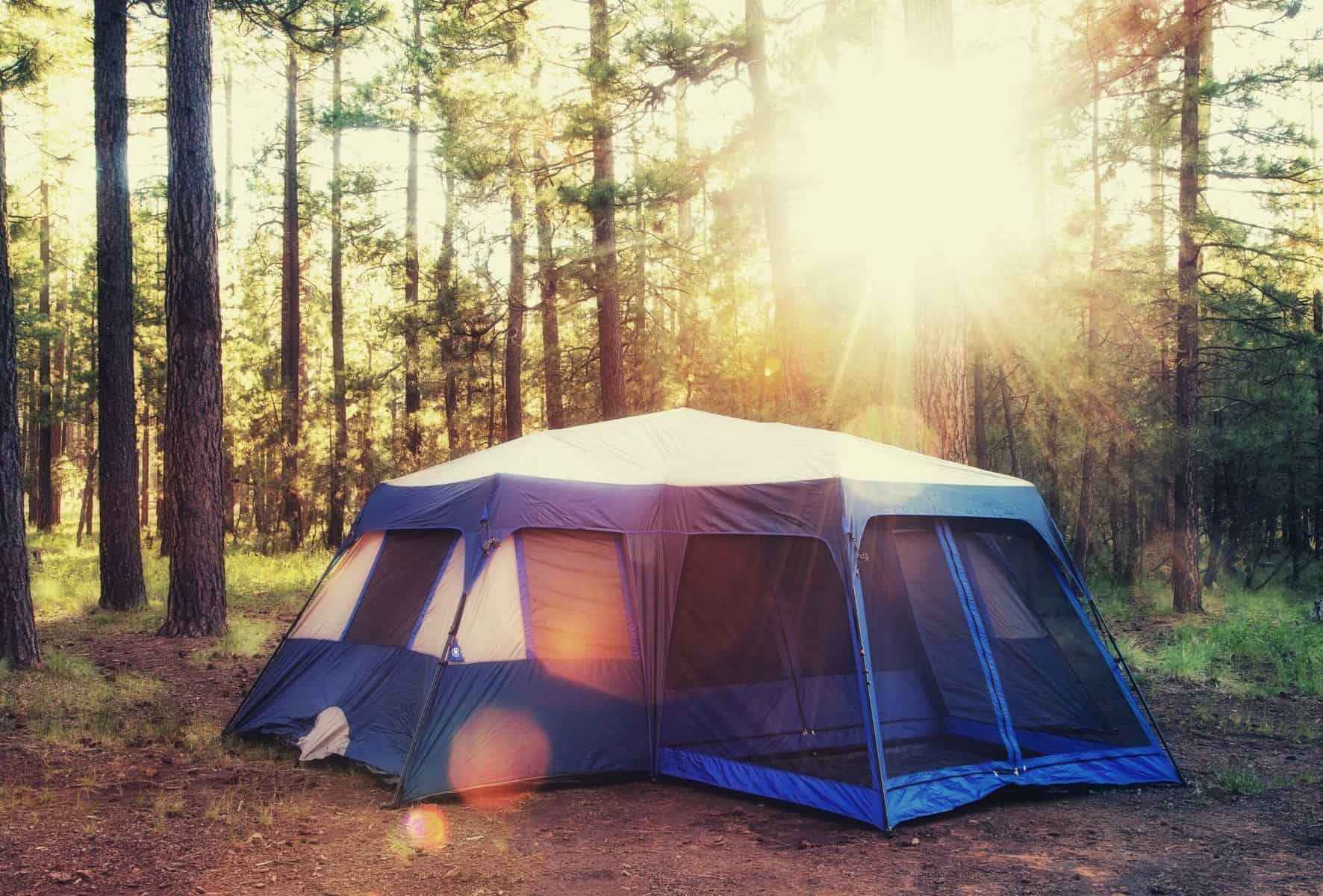 best cabin tent featimage