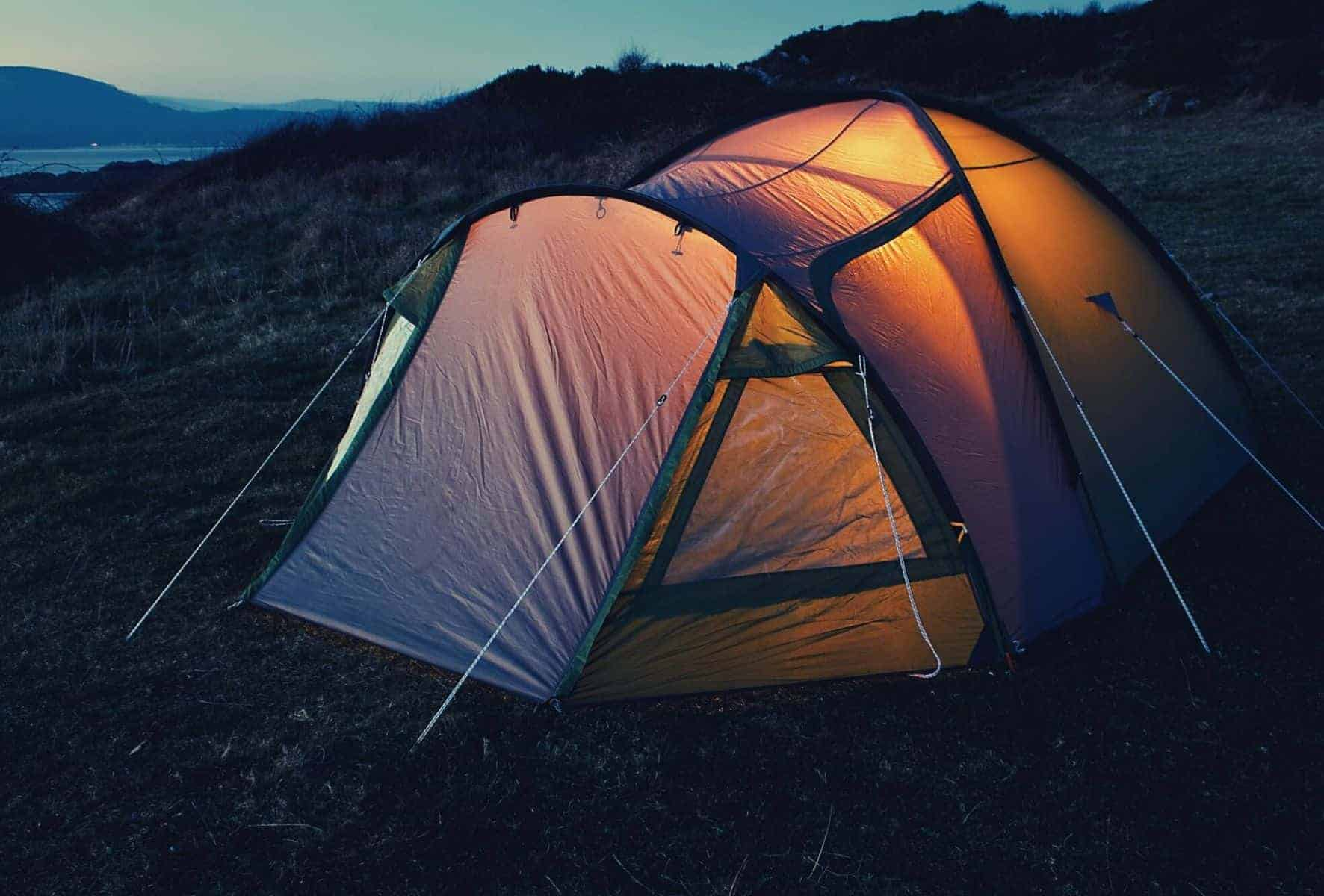 beginners guide to camping featimg