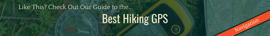 Best Hiking GPS Banner