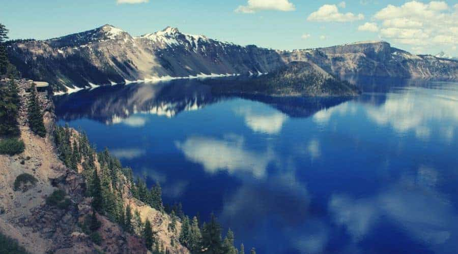 Crater Lake National Park intext