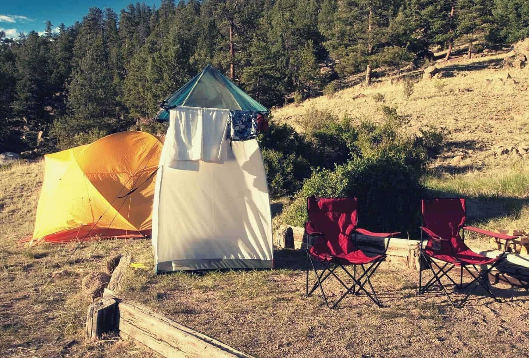 best shower tent featimage