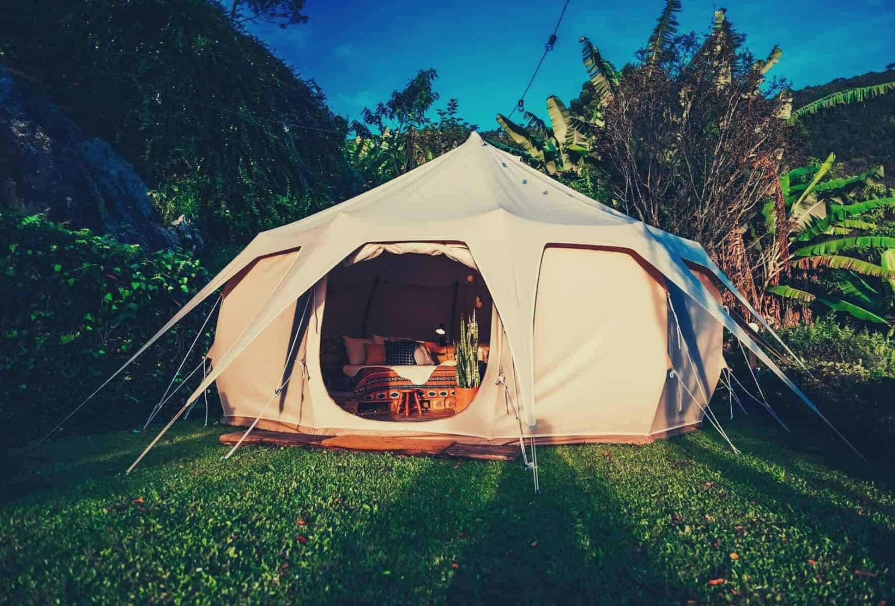 different types of tent featimage