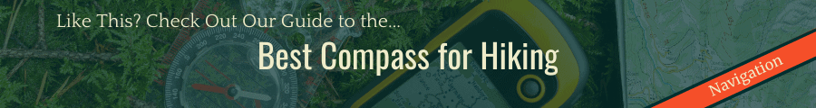 Best Compass for Hiking Banner