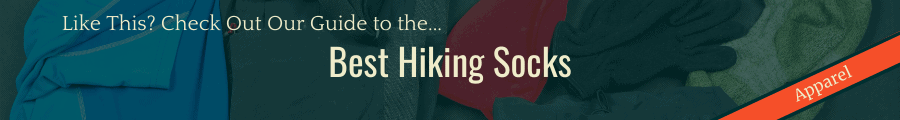 Best Hiking Socks Banner