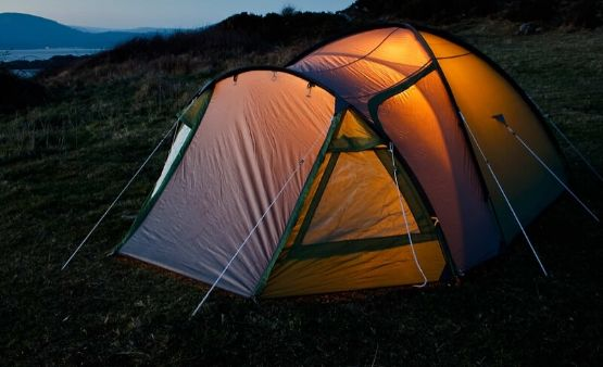 HomePage Camping Element
