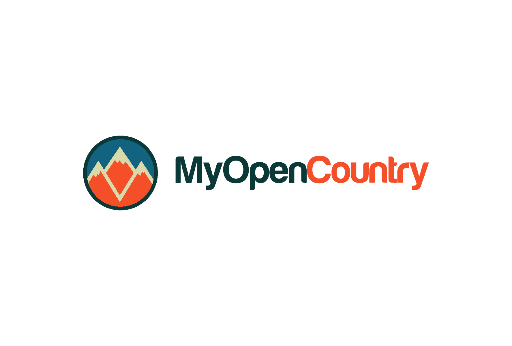 MyOpenCountry Logo - Dark
