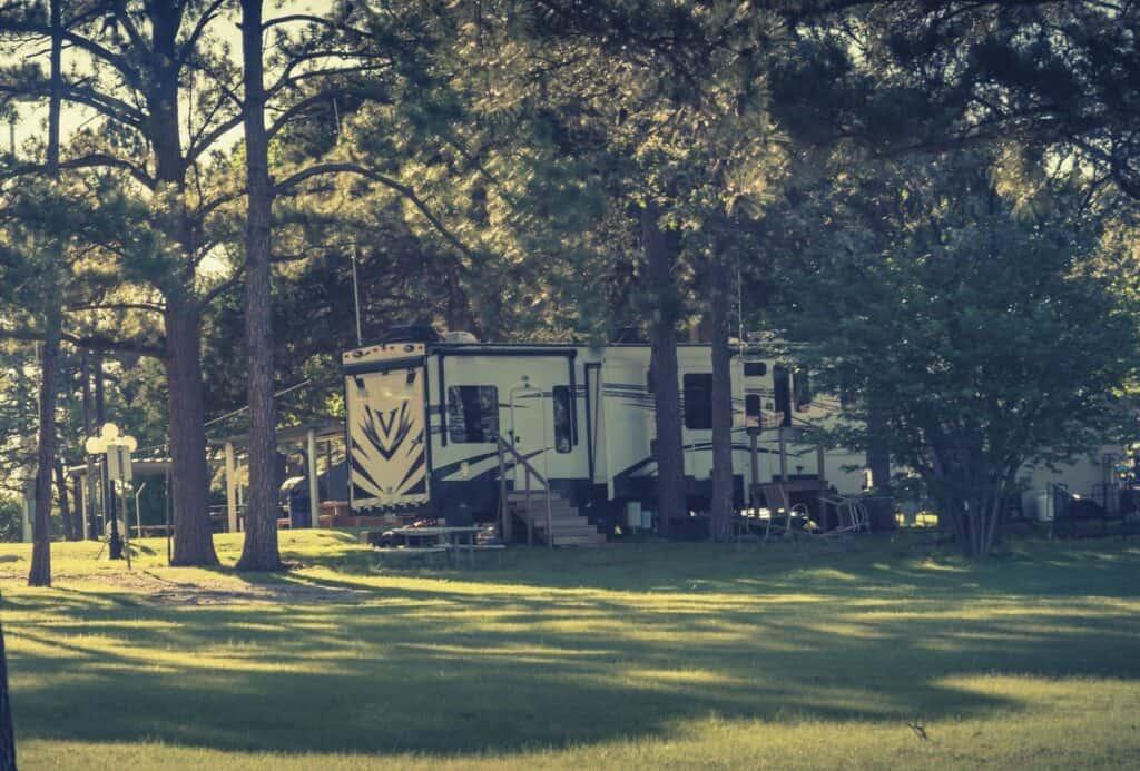 Best camping in texas featimg hero