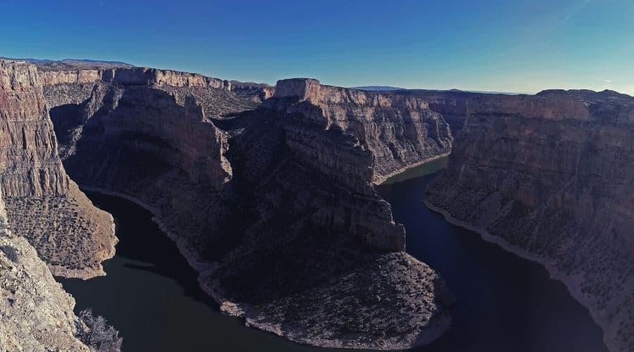 Bighorn Canyon National Recreation Area, montana