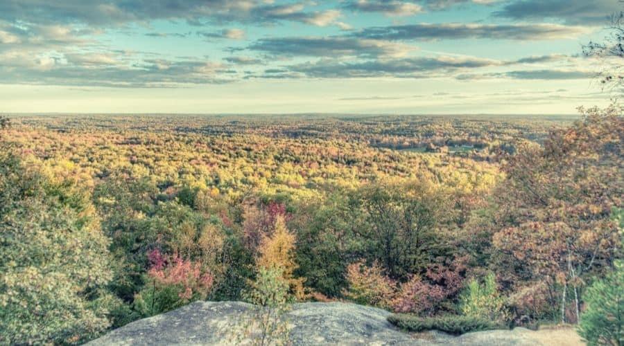 Bradbury Mountain State Park, Maine
