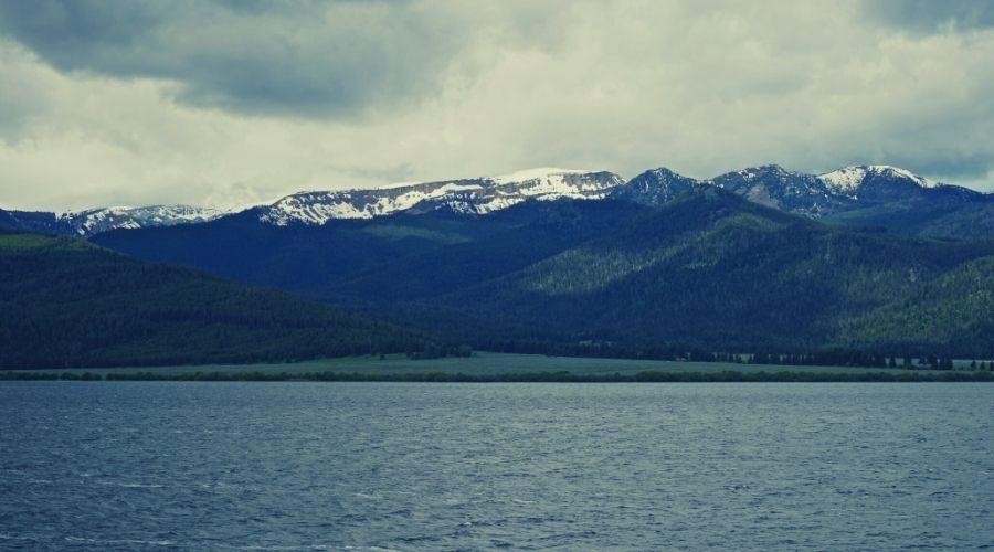 Custer Gallatin National Forest, montana