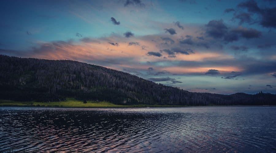 Pearl Lake State, Colorado
