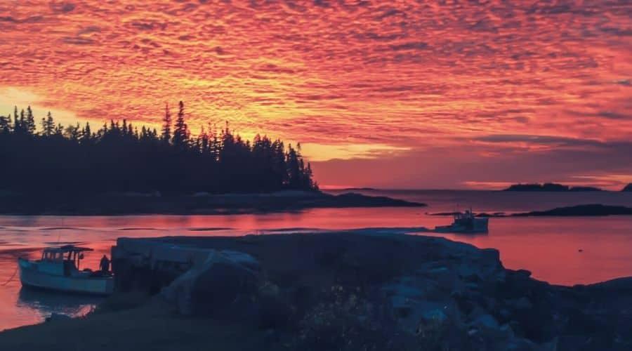 Warren Island State Park, Penobscot Bay, Maine