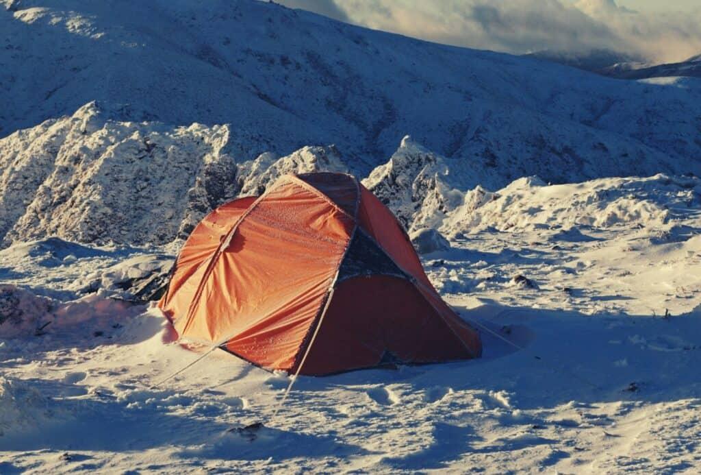 best budget 4-season tent featimg hero
