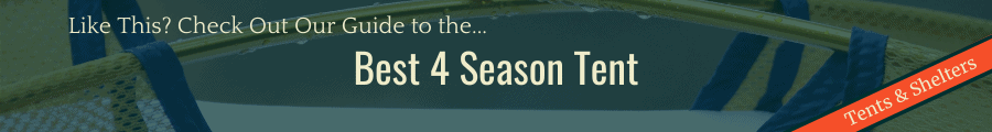 Best 4 Season Tent Banner