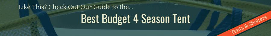 best budget 4 season tent Banner