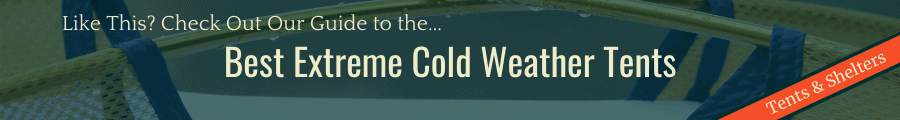 best extreme cold weather tents Banner