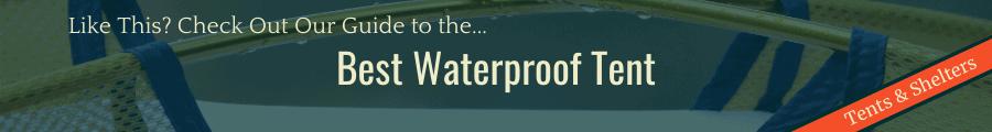 best waterproof tent Banner