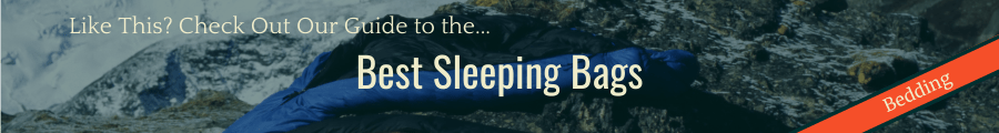 Best Sleeping Bags Banner