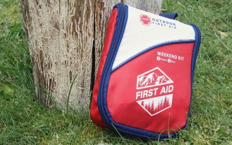 HART Health Outdoor First Aid First Aid Weekend Kit