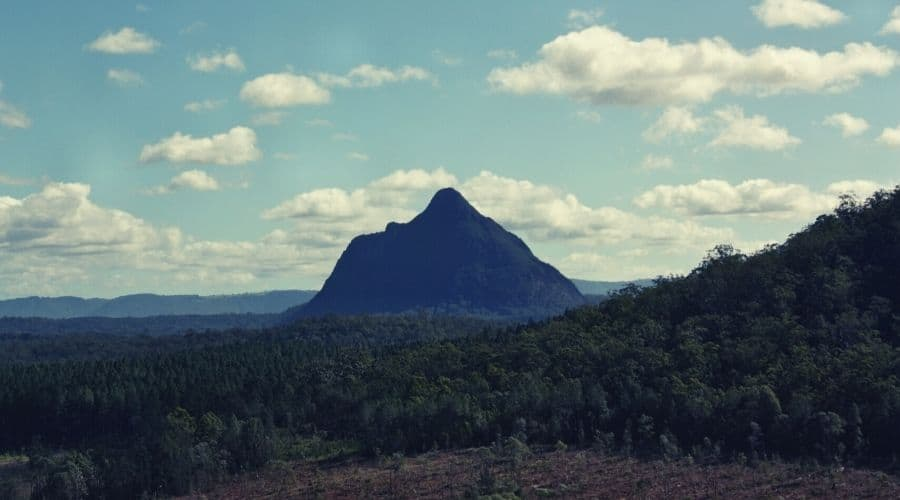 Mount Beerwah, Glass House Mountains NP