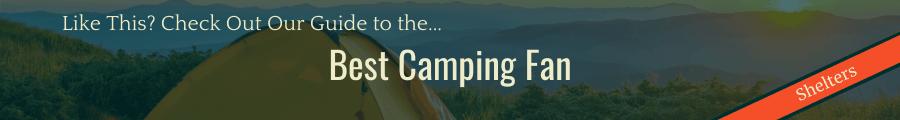 Best Camping Fan Banner