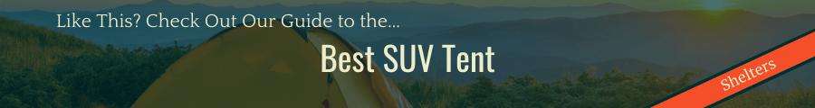 Best SUV Tent Banner