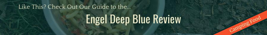 Engel Deep Blue Review Banner