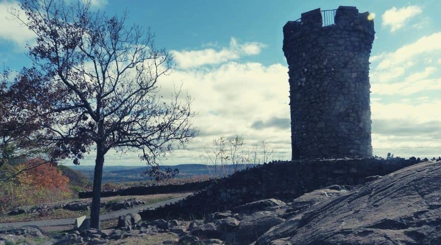 Castle Craig, Hubbard Park (1)