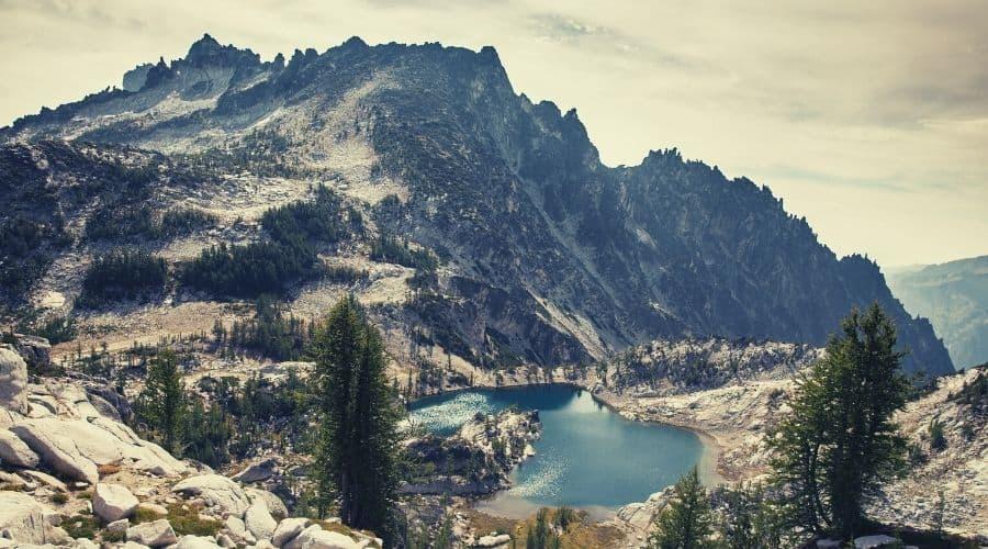 Enchantments Traverse, Okanogan-Wenatchee National Forest, Alpine Lakes Wilderness