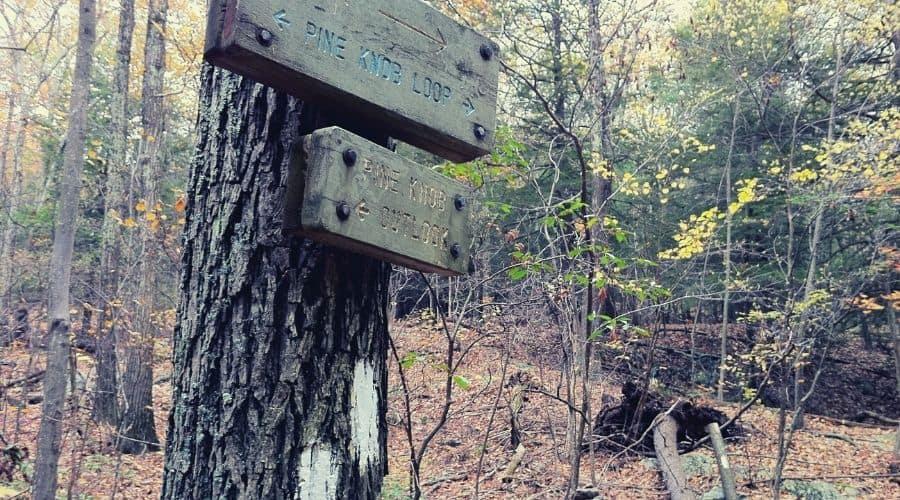 Pine Knob Loop, Housatonic Meadows State Park