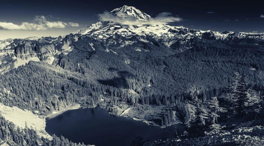 Tolmie Peak, Mount Rainier National Park