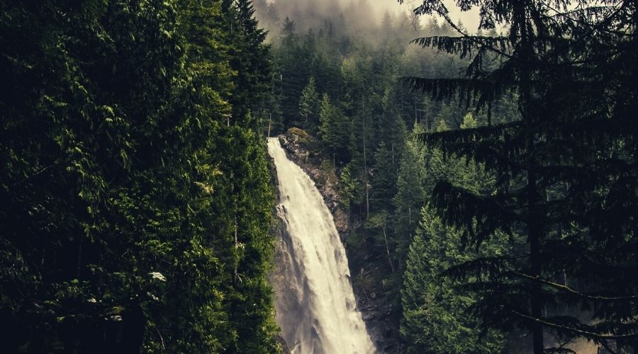 Wallace Falls Trail, Wallace Falls State Park