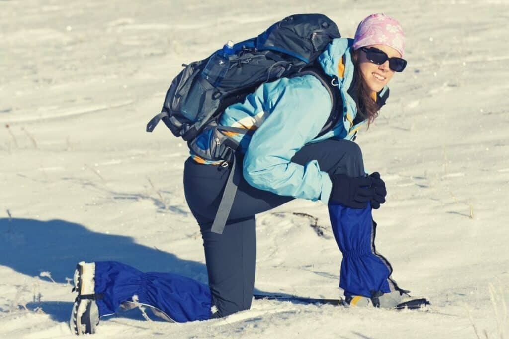 best hiking gaiters - feat img