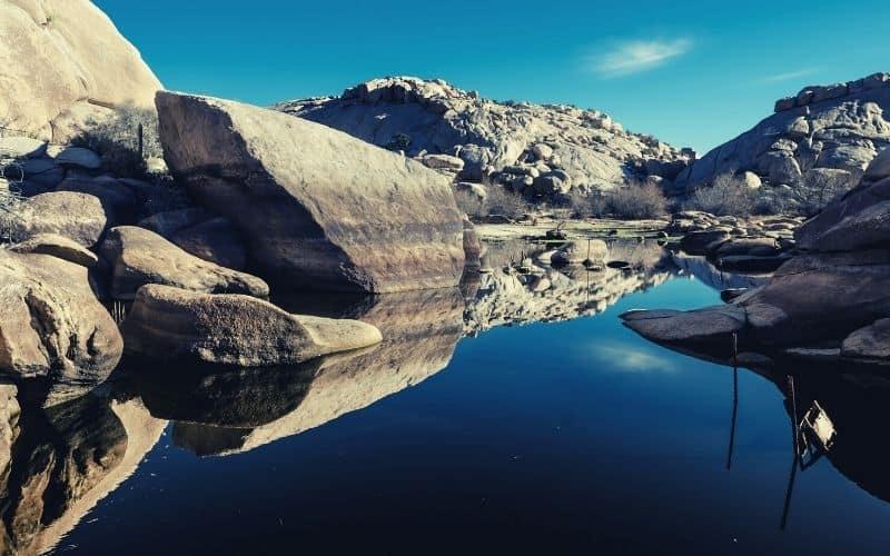 Barker Dam Nature Trail