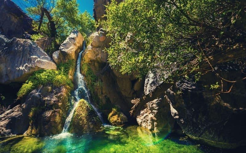 Darwin Falls