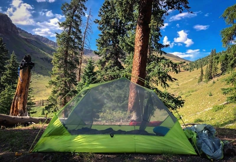 Best Backpacking Tents - Feat Img