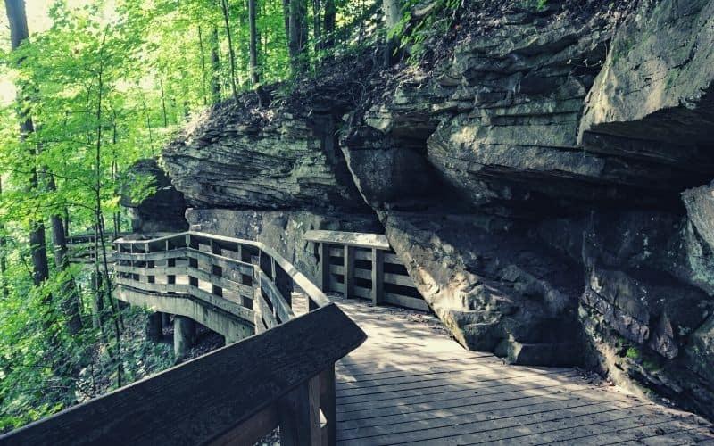 Buckeye Trail, Cuyahoga Valley National Park