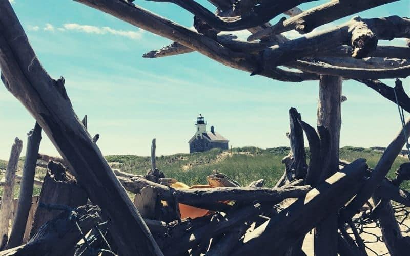 Clayhead Trail To The Maze – Block Island